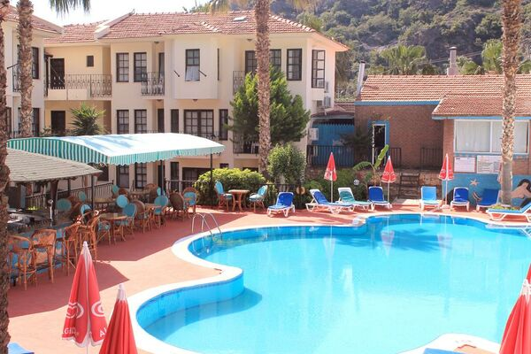 Holidays at Mavi Belce Hotel in Olu Deniz, Dalaman Region