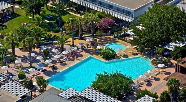 Holidays at Sun Palace Hotel in Psalidi, Kos
