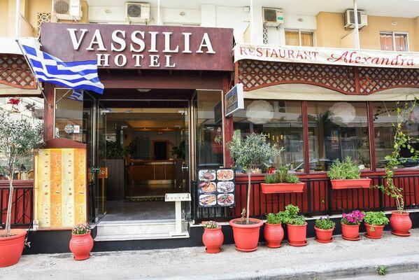 Holidays at Vassilia Hotel in Rhodes Town, Rhodes