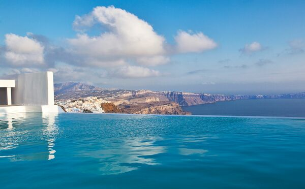 Holidays at Chromata Apartments - Adults Only in Imerovigli, Santorini