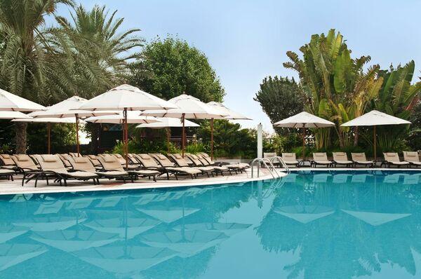 Holidays at Hilton Dubai The Walk in Jumeirah Beach, Dubai