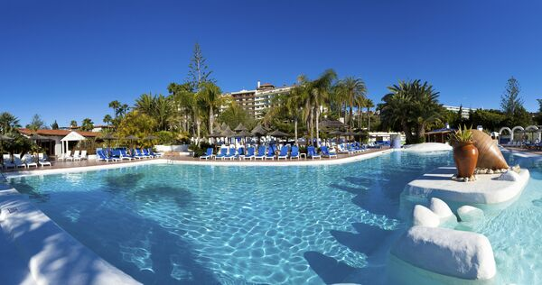 Holidays at Melia Tamarindos Hotel in San Agustin, Gran Canaria