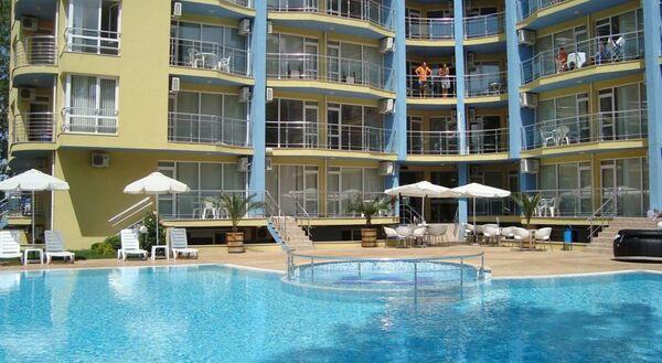 Holidays at Marack 2 Hotel in Sunny Beach, Bulgaria