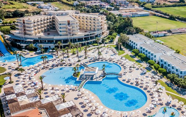 Holidays at Creta Princess Aqua Park & Spa in Maleme, Crete