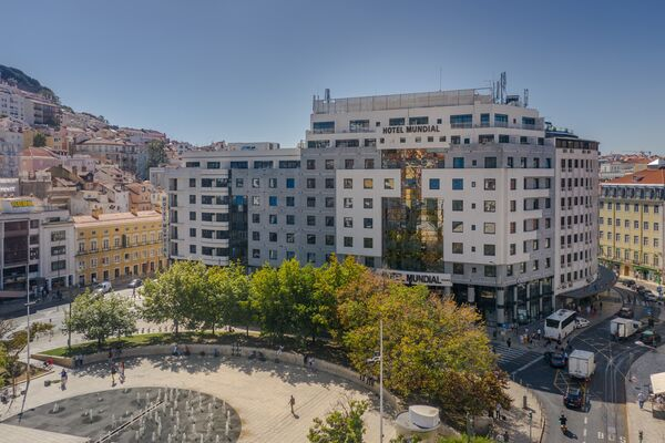 Holidays at Hotel Mundial in Lisbon, Portugal