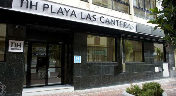 Holidays at Nh Playa Canteras Hotel in Las Palmas, Gran Canaria