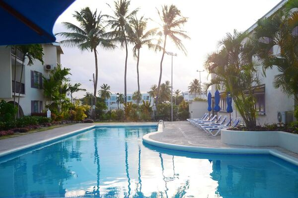 Holidays at Infinity on the Beach in Christchurch, Barbados