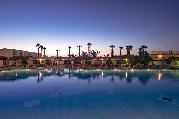 Holidays at Euro Village Achilleas Hotel in Mastihari, Kos