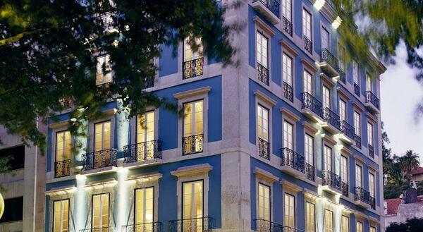 Holidays at Heritage Avenida Liberdade Hotel in Lisbon, Portugal