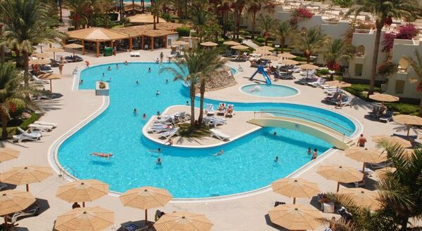 Holidays at Palm Beach Resort Hotel in Hurghada, Egypt