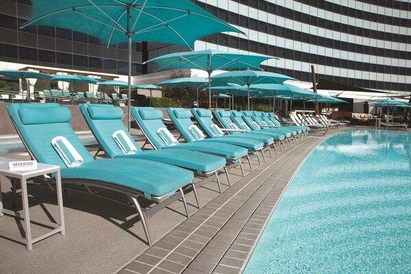 Holidays at Vdara Hotel in Las Vegas, Nevada