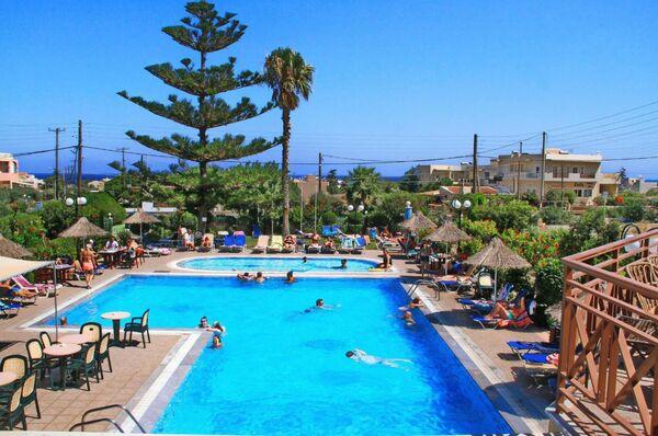 Holidays at Despo Hotel in Gouves, Crete