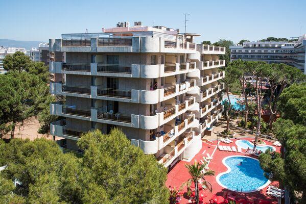 Holidays at Ibersol Mediterranean Suite Apartments in Salou, Costa Dorada