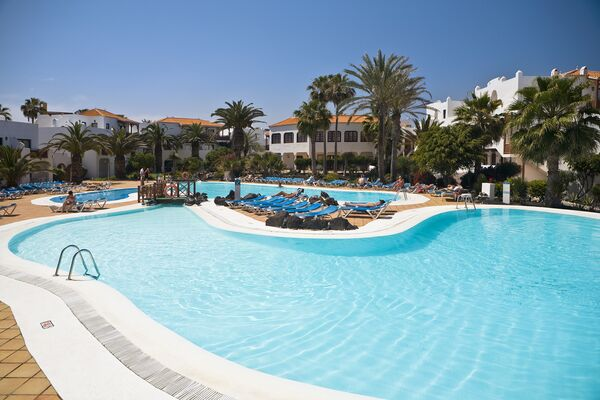 Holidays at Hesperia Bristol Playa Apartments in Corralejo, Fuerteventura