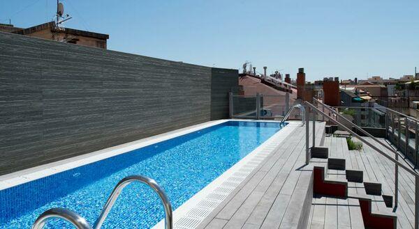Holidays at Catalonia Barcelona 505 Hotel in Greater Barcelona, Barcelona