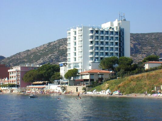Holidays at Grand Ozcelik Hotel in Kusadasi, Bodrum Region