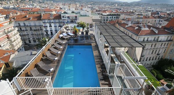 Holidays at Splendid Hotel & Spa Nice in Nice, France