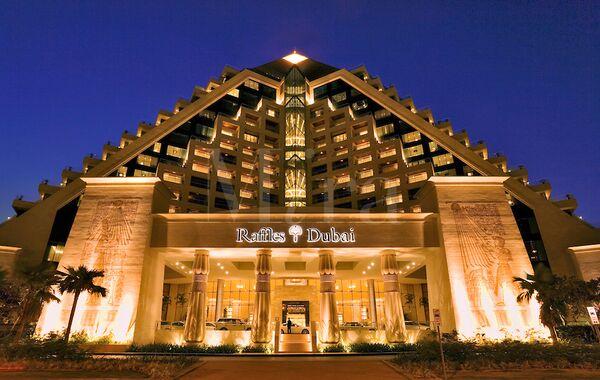 Holidays at Raffles Dubai Hotel in Bur Dubai, Dubai