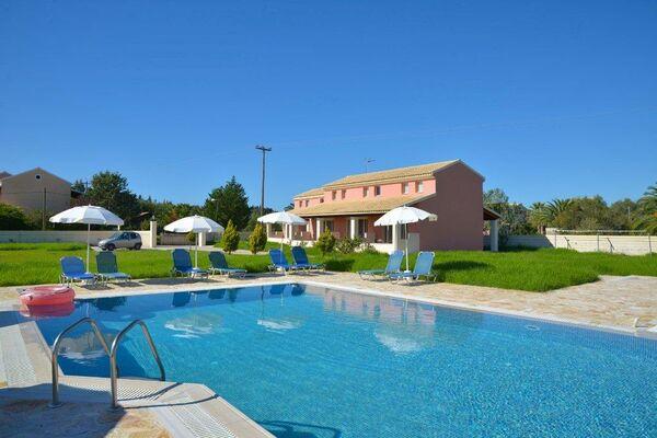 Holidays at Megali Luxuries Apartments in Sidari, Corfu