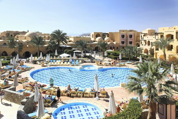 Holidays at Three Corners Rihana Resort in El Gouna, Egypt