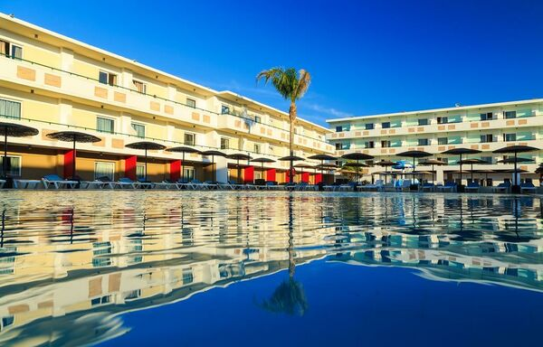 Holidays at Dodeca Sea Resort Hotel in Ialissos, Rhodes