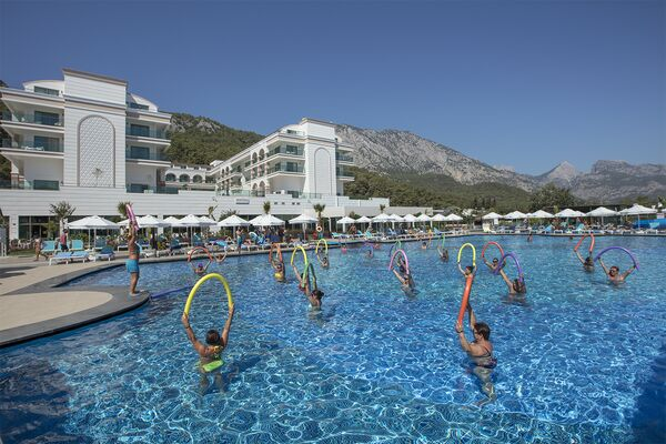 Holidays at Dosinia Luxury Resort in Antalya, Antalya Region