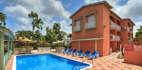 Holidays at Worthing Court Apartment Hotel in Christchurch, Barbados