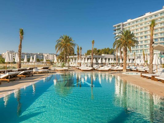 Holidays at Amare Beach Hotel - Adults Only in San Antonio Bay, Ibiza