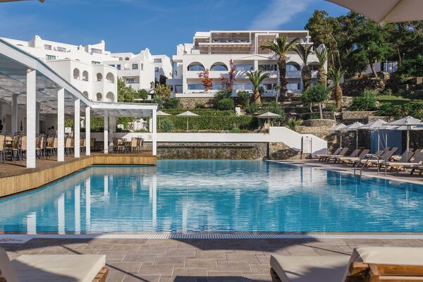 Holidays at Lindos Village Resort & Spa in Lindos, Rhodes