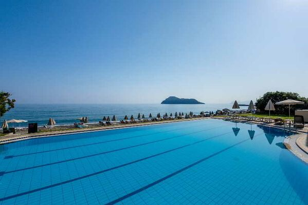 Holidays at Blue Dome Hotel in Platanias, Chania