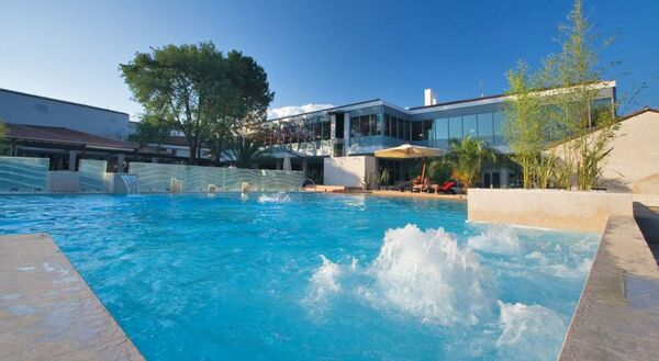 Holidays at Melia Coral Hotel in Umag, Croatia