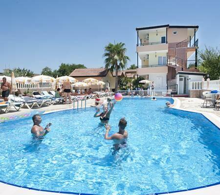 Holidays at Sayanora Park Hotel in Side, Antalya Region
