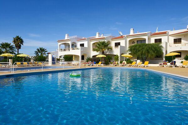 Holidays at Monte Dourado Resort in Carvoeiro, Algarve