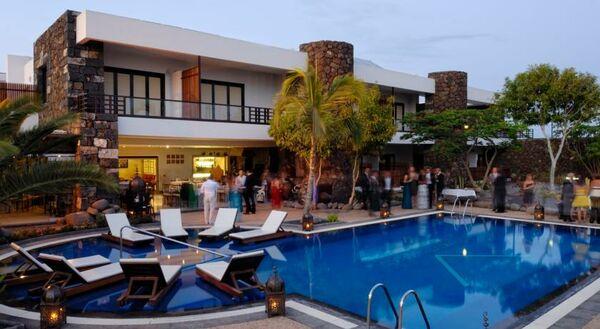 Holidays at Villa Vik Hotel in Playa del Cable, Lanzarote