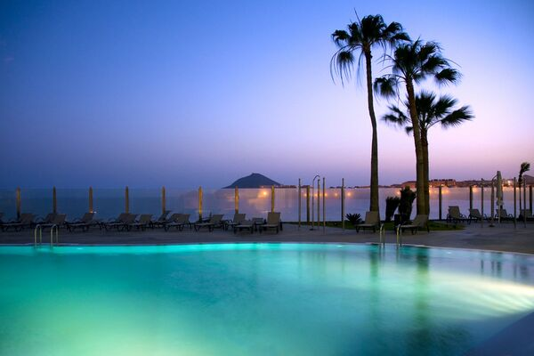 Holidays at Hotel KN Arenas del Mar Hotel Beach & Spa - Adults Only in El Medano, Tenerife