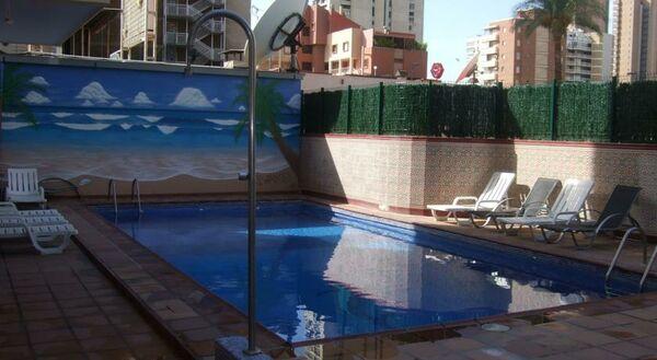 Holidays at Payma Apartments in Benidorm, Costa Blanca