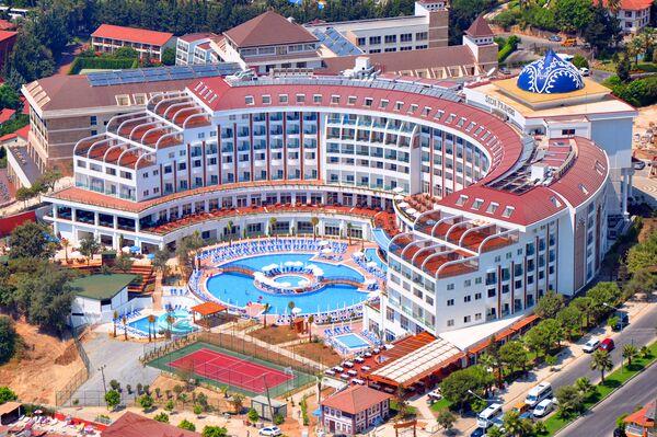 Holidays at Side Prenses Hotel in Side, Antalya Region