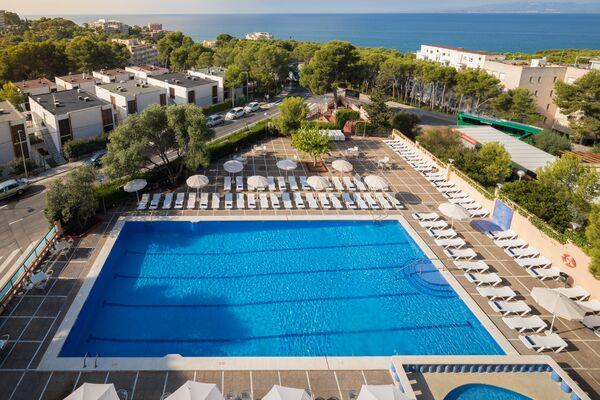 Holidays at H Top Molinos Park Hotel in Salou, Costa Dorada
