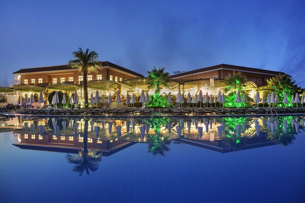 Holidays at Crystal Paraiso Verde Resort Hotel in Bogazkent, Belek