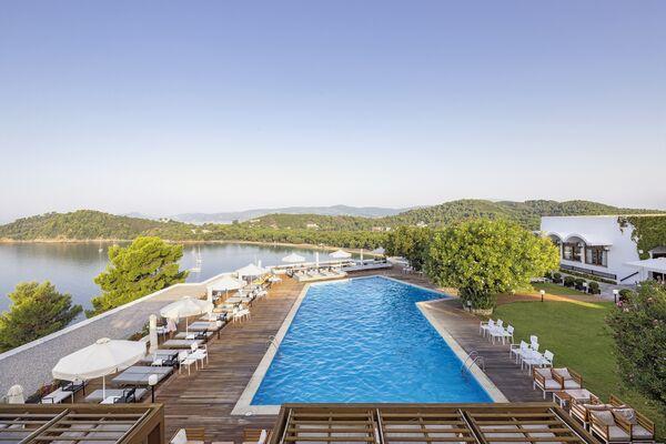 Holidays at Skiathos Palace Hotel in Koukounaries, Skiathos