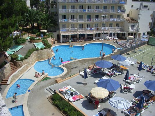 Holidays at Club Cala Ratjada Hotel in Cala Ratjada, Majorca