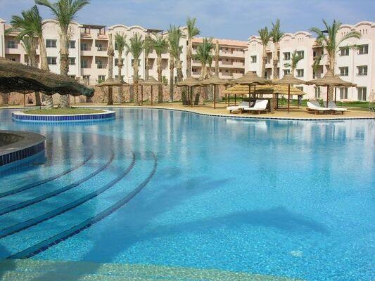 Holidays at Pyramisa Sunset Pearl Hotel in Sahl Hasheesh, Hurghada