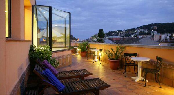 Holidays at URH Vila De Tossa Hotel in Tossa de Mar, Costa Brava