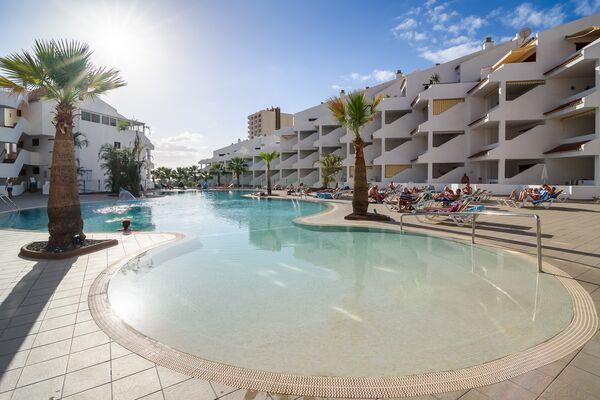 Holidays at Paloma Beach Apartments in Los Cristianos, Tenerife