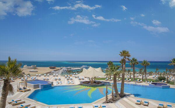 Holidays at Hilton Hurghada Plaza Hotel in Hurghada, Egypt