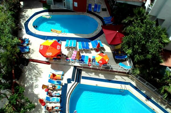 Holidays at Seren Sari Hotel in Marmaris, Dalaman Region