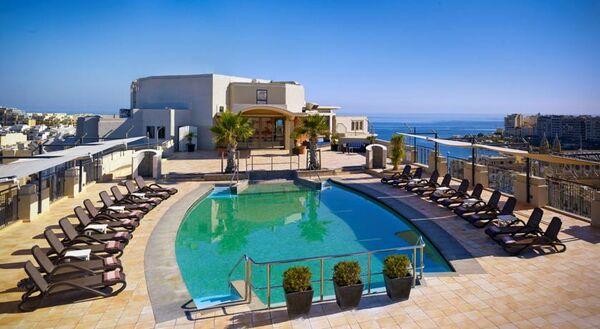 Holidays at Le Meridien St Julians Hotel in St Julians, Malta