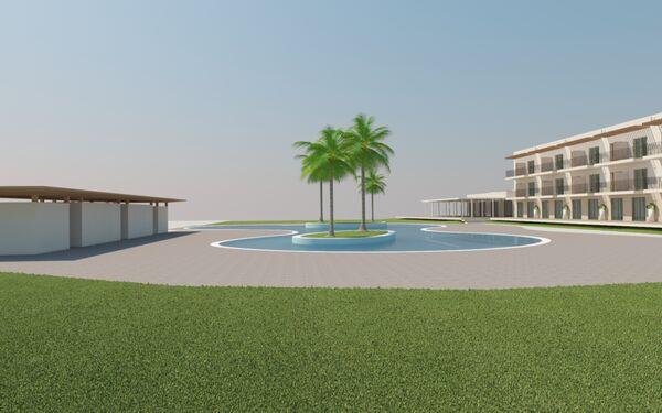 Holidays at Cabanas Park Resort Hotel in Tavira, Algarve