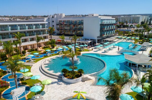 Holidays at Faros Hotel in Ayia Napa, Cyprus