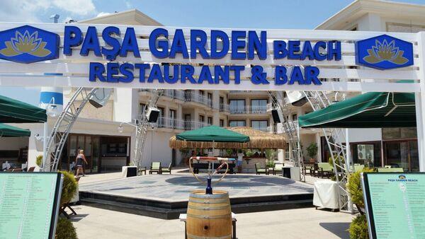 Holidays at Pasa Garden Beach Hotel in Marmaris, Dalaman Region